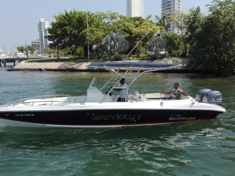 Speedboat 28 Catagena