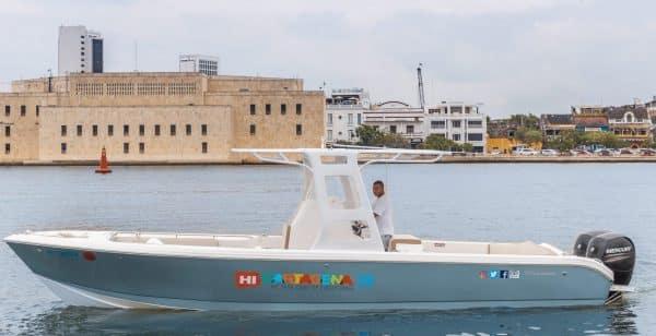 Speedboat 30