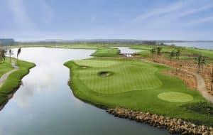 Golfing Day
