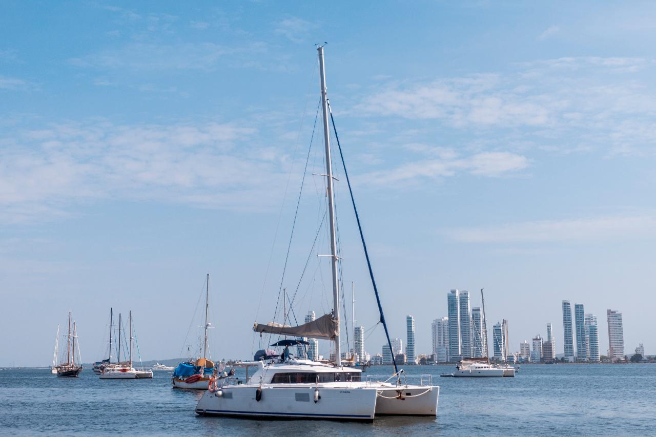 44ft Catamaran