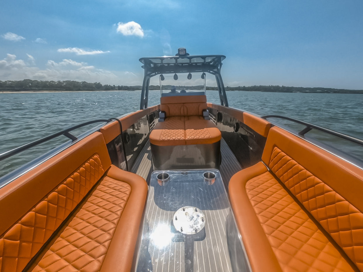 46ft Luxury Speedboat