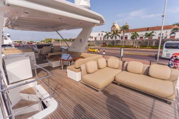 66-ft Azimut Yacht