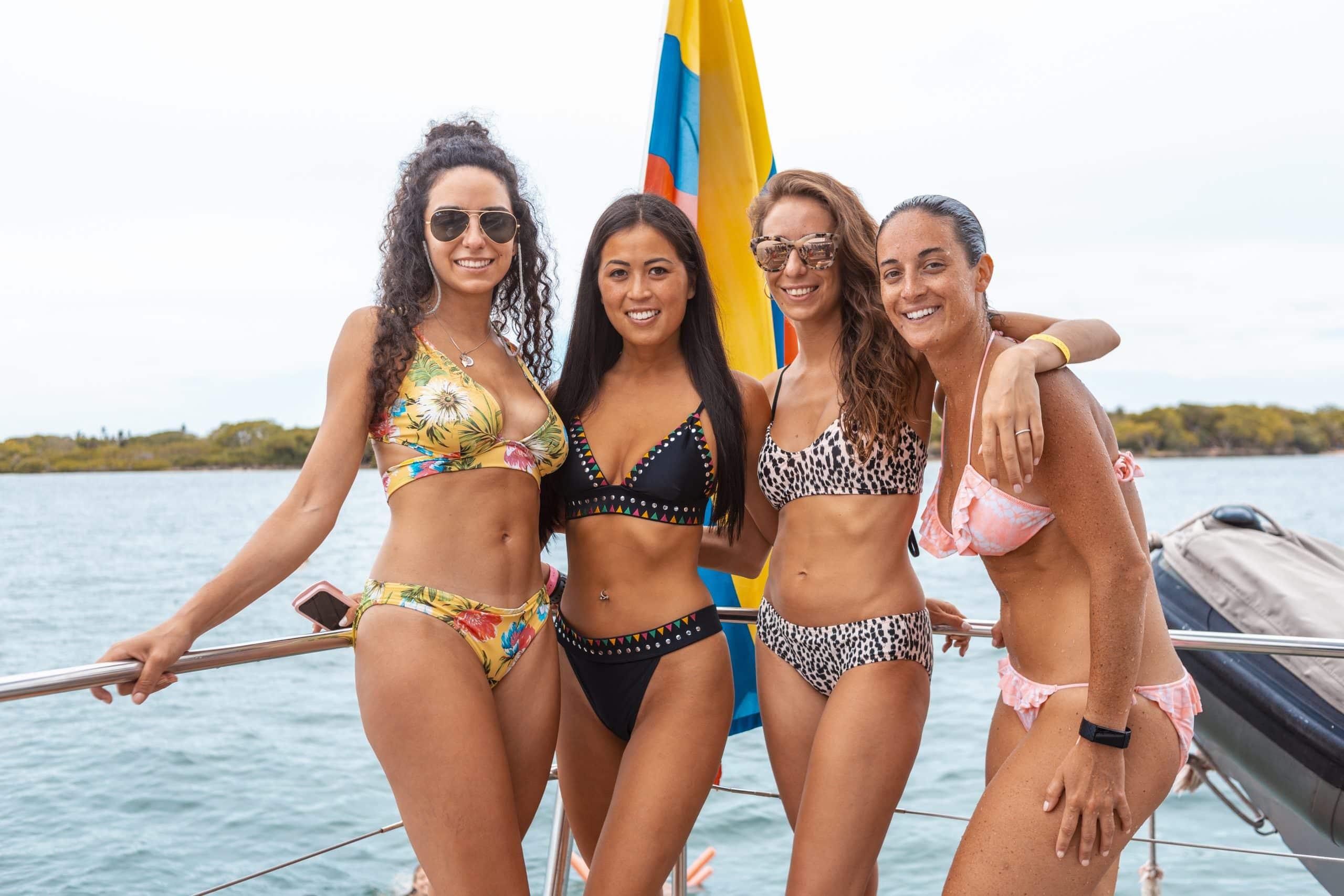 Catamaran Day Trip