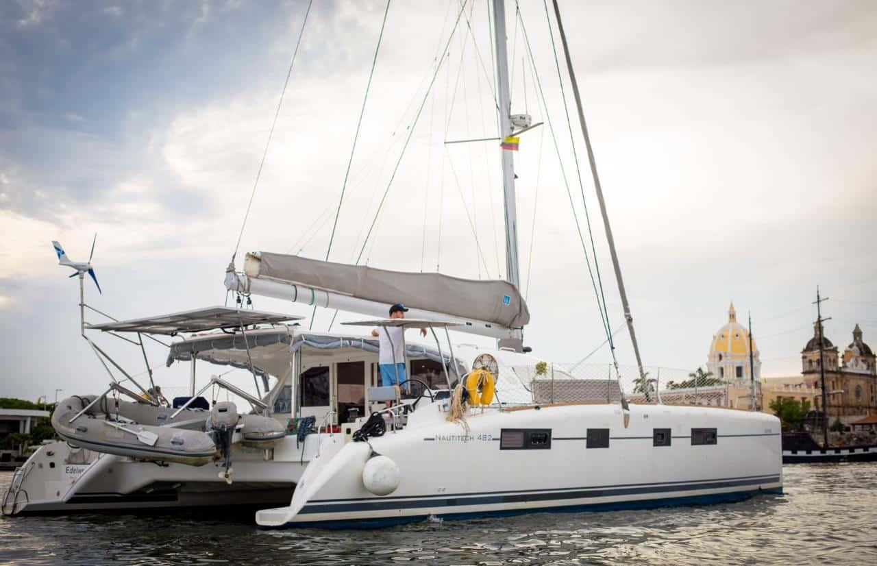 50ft Catamaran