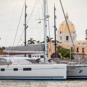 Catamaran 50ft