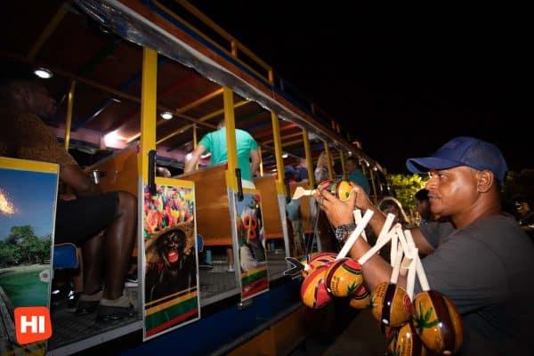 Chiva Bus Tour