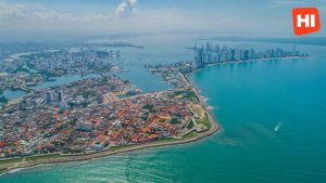 Helicopter Tour - Cartagena from Above