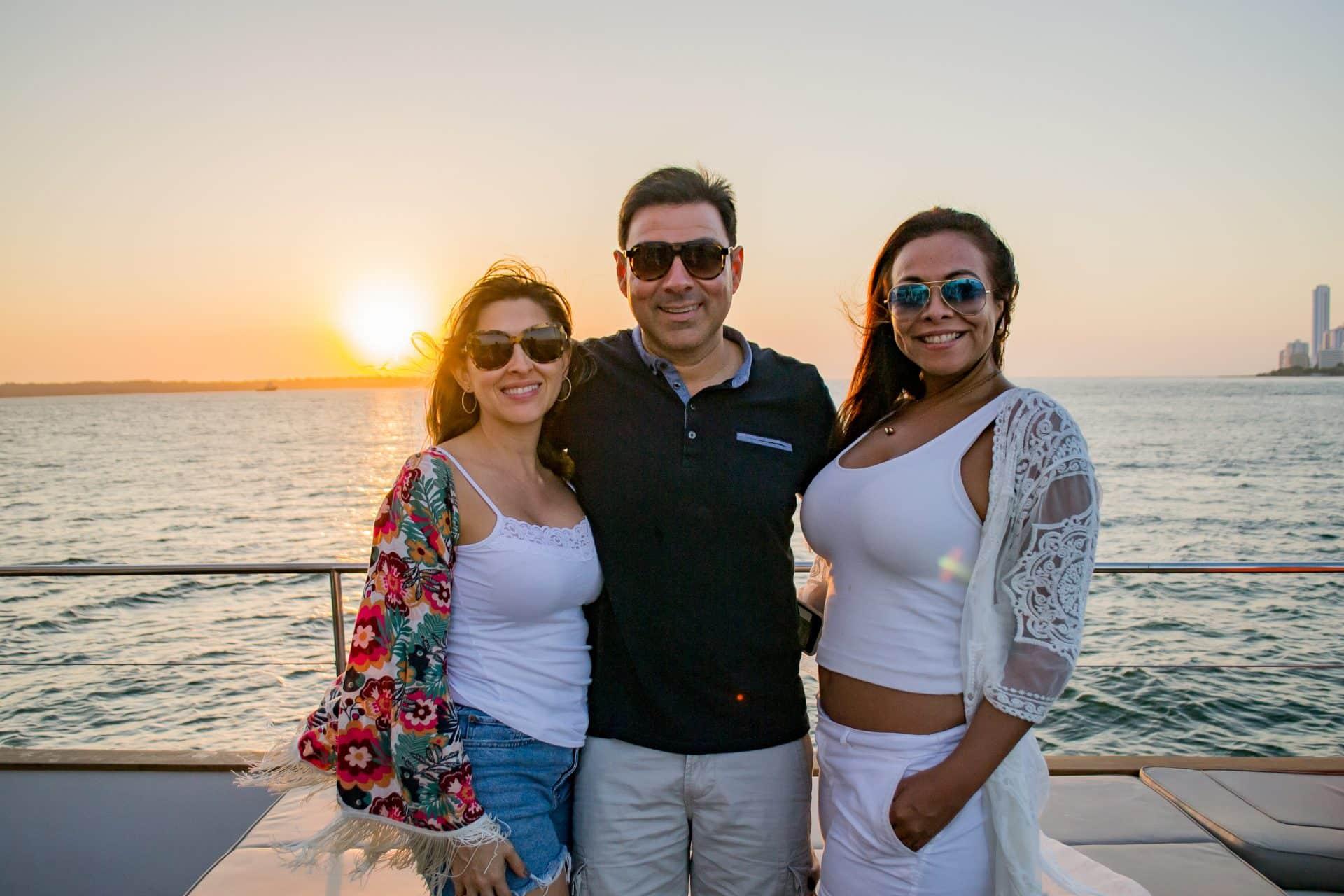 Catamaran Sunset Sailing