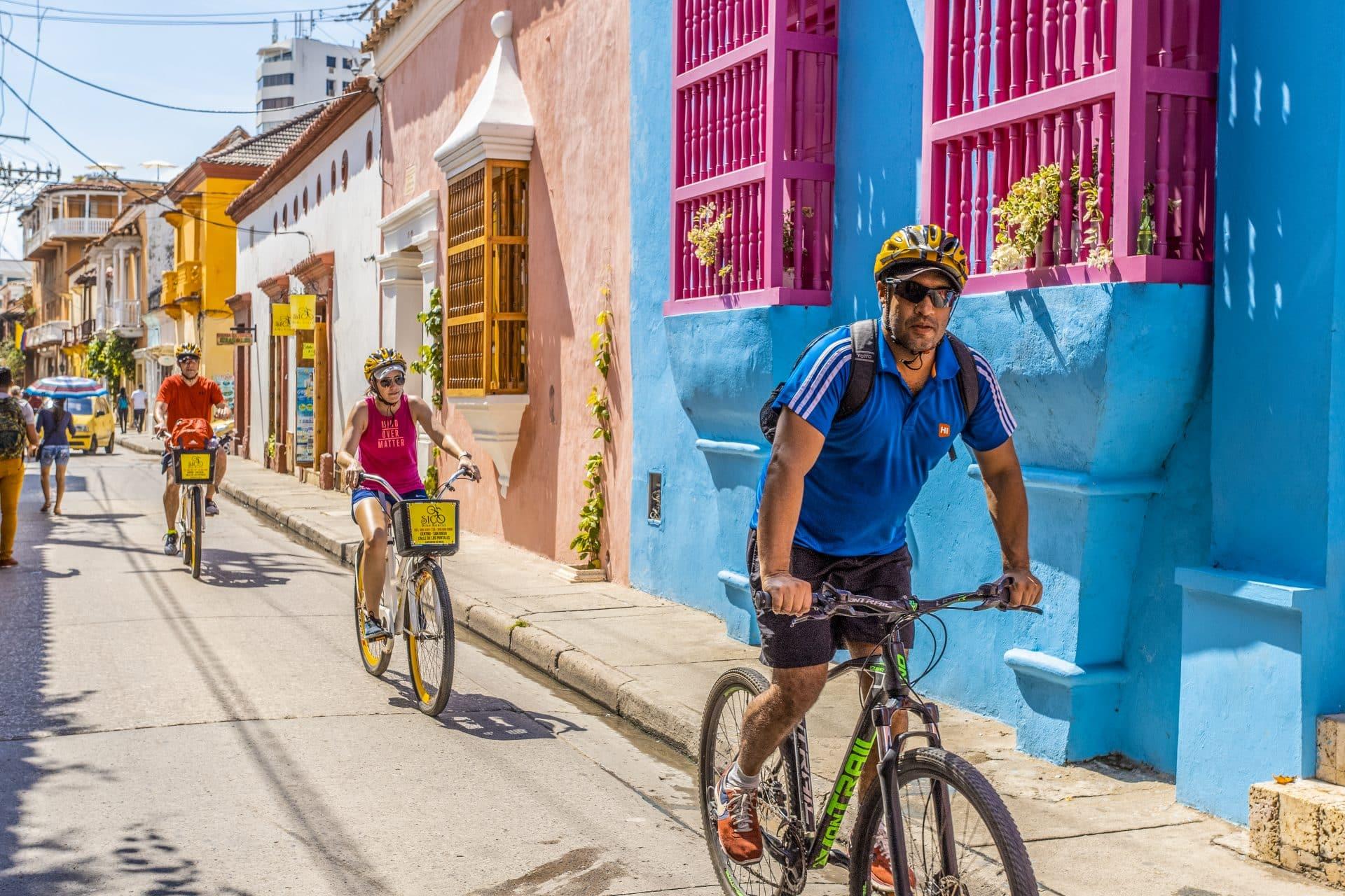 Bay Bicycle Tour
