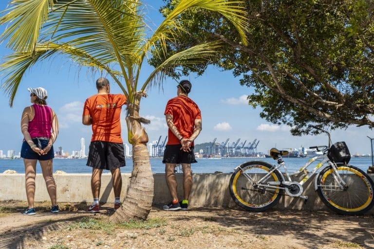 Bay Bike tour