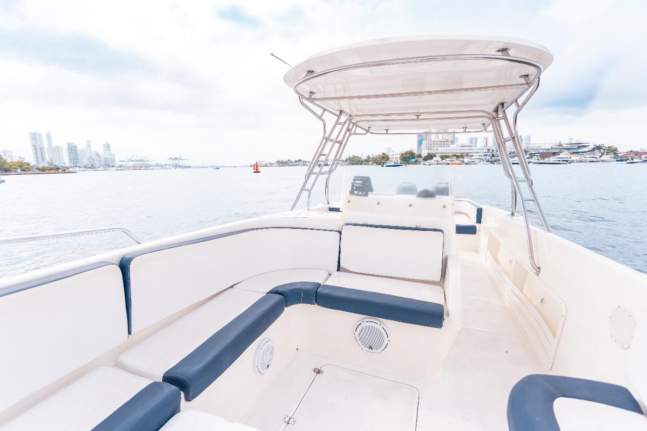 42ft Speedboat
