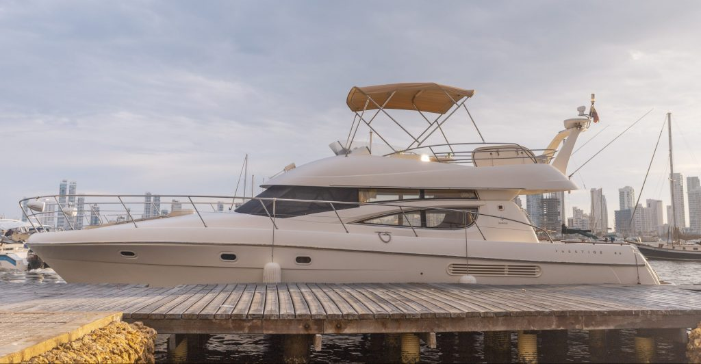 Yacht Prestige 46