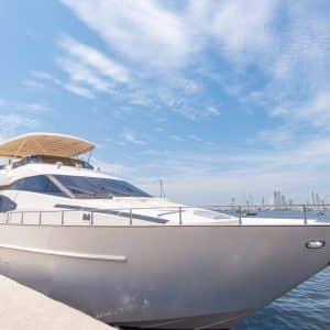 Azimut Yacht 70ft