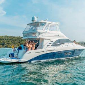 Yacht 58ft Sea Ray