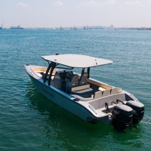 Luxury Speedboat 36ft
