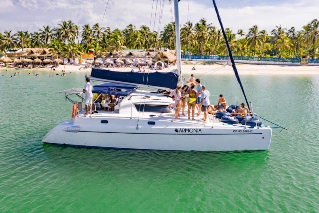 Catamaran 36ft