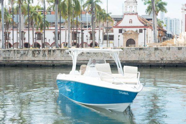 Speedboat 38ft
