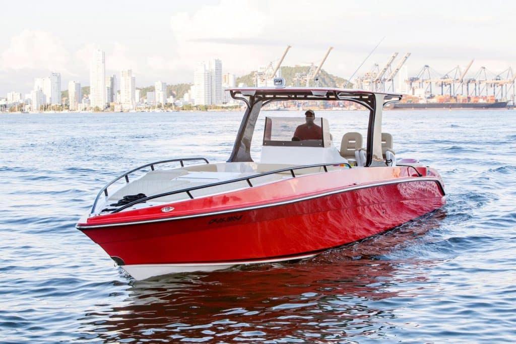 40ft Luxury Speedboat