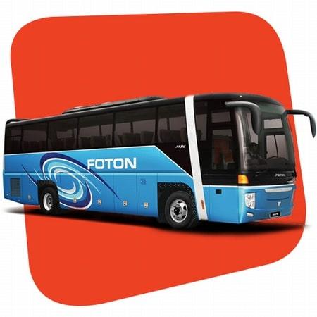 Cartagena Transportation 1 Bus Foton