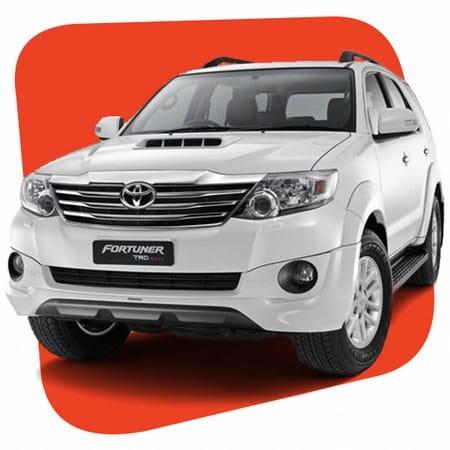 Cartagena Transportation 5 Toyota Fortuner