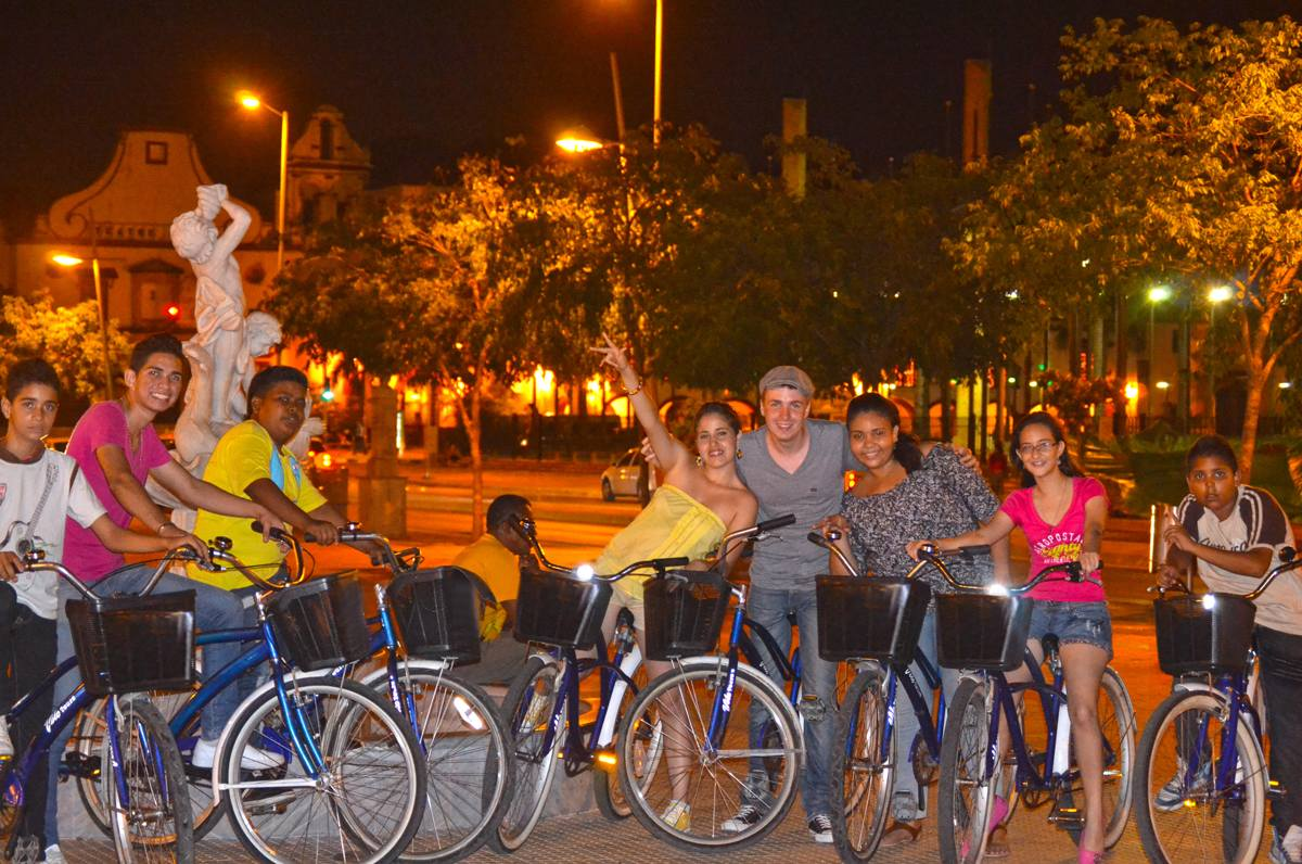 Night Bicycle Tour