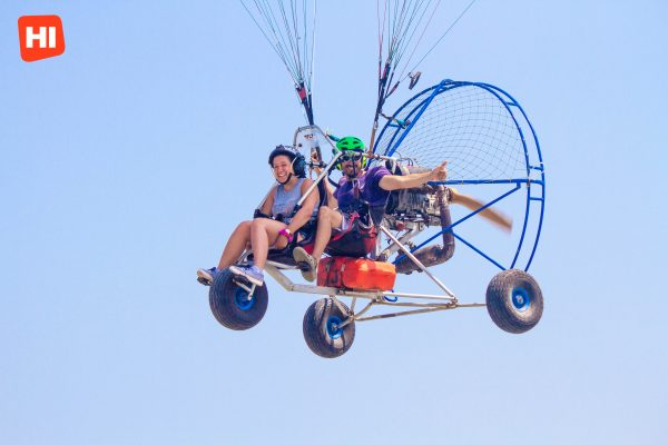 Paragliding Cartagena