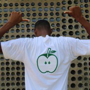 Fundation Green Apple