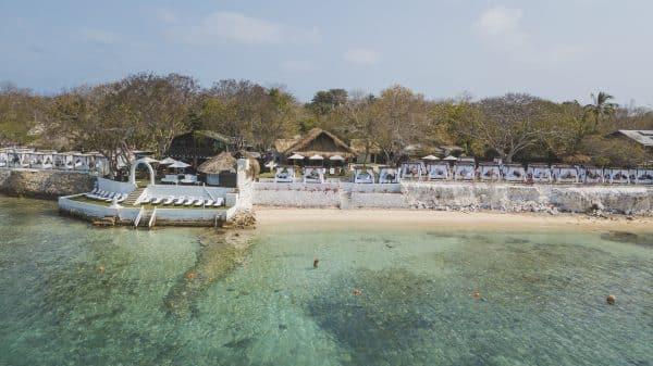 Bora Bora Beach Club Cartagena