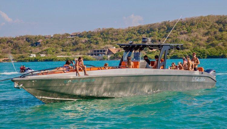 Speedboat 44ft