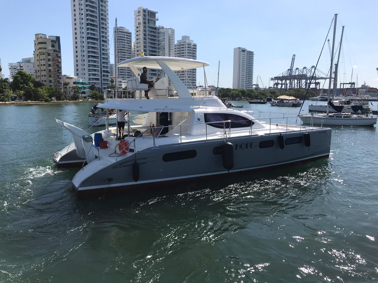 47 ft Catamaran