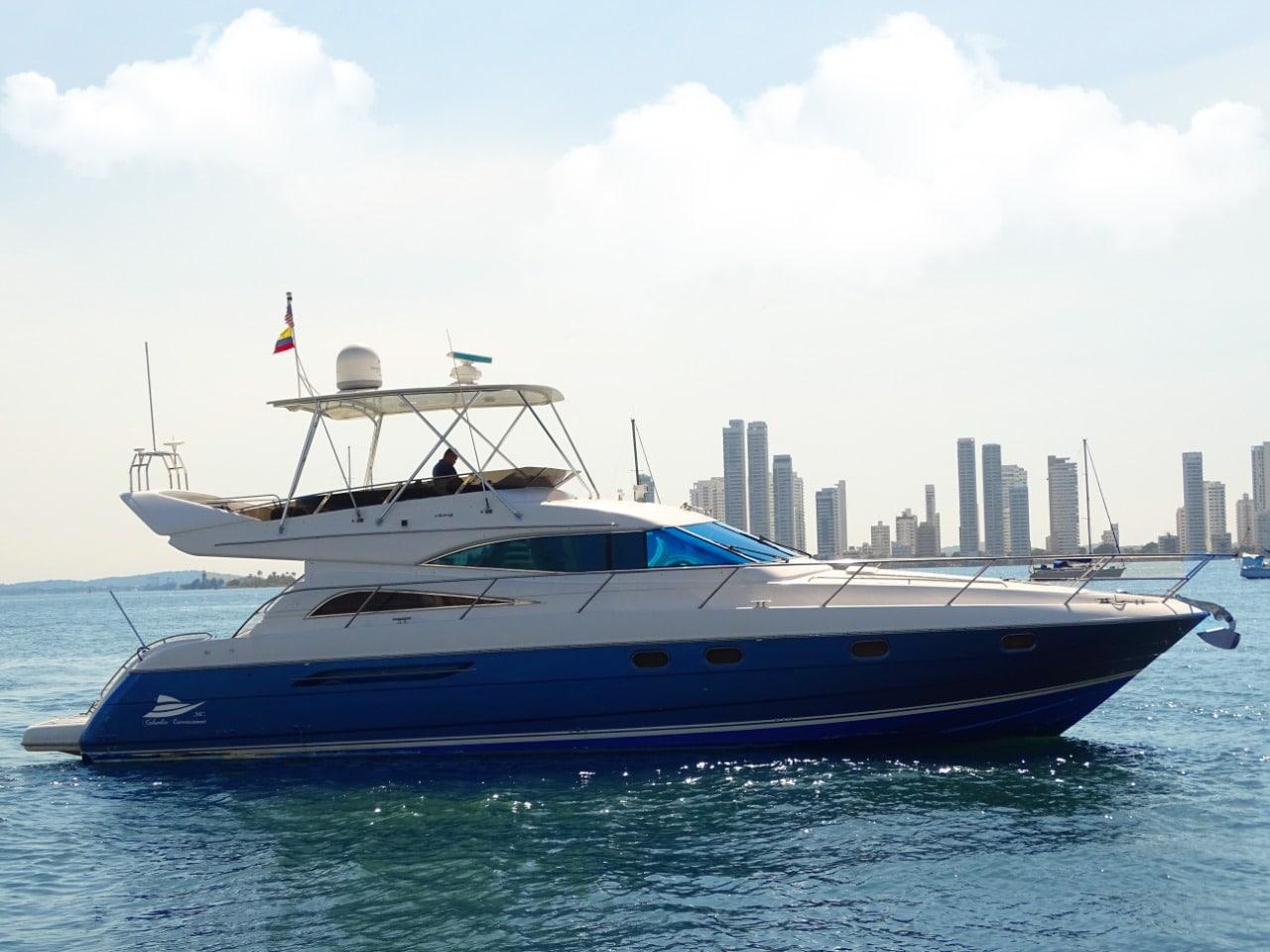 Yacht 55