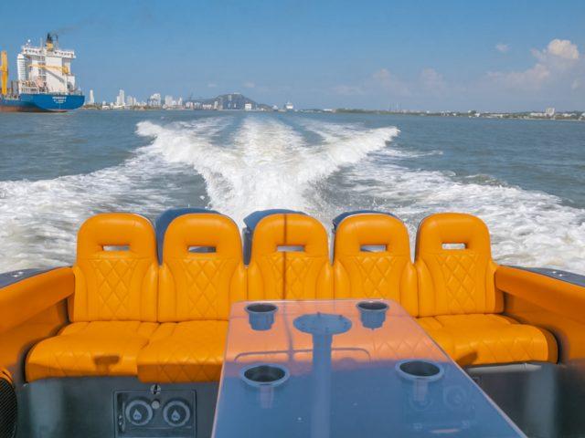 46ft Luxury Speedboat