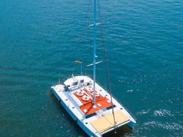 Catamaran 64ft