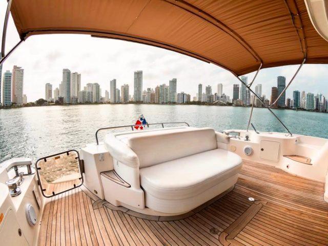 Sundancer Yacht 62 ft