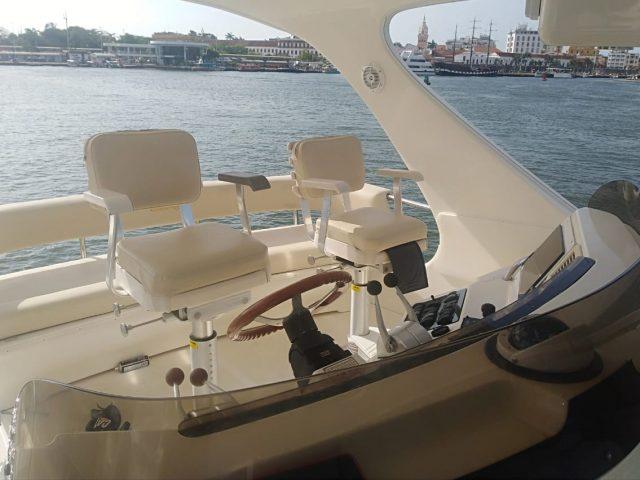 Yacht 56 ft
