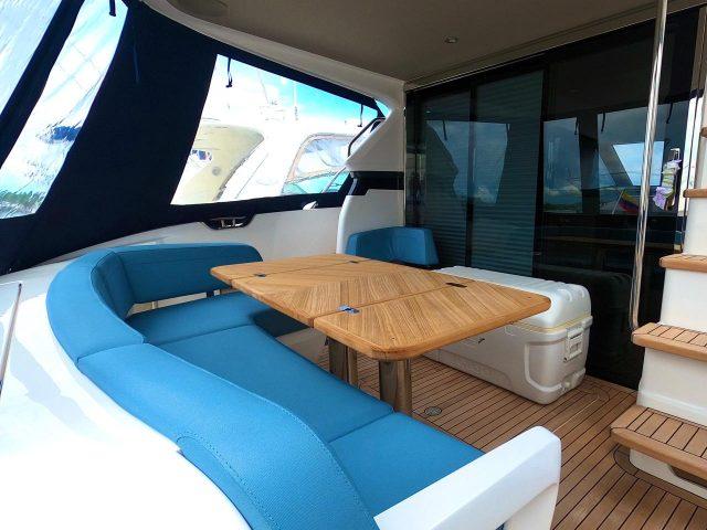 Yacht Pershing 47 ft