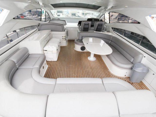 Yacht Pershing 56