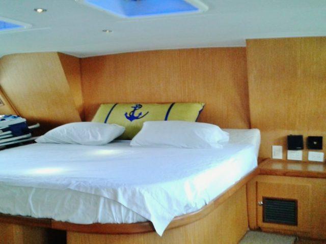56ft Yacht