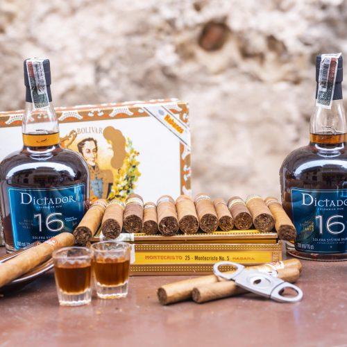 Cigar and Rum Tasting