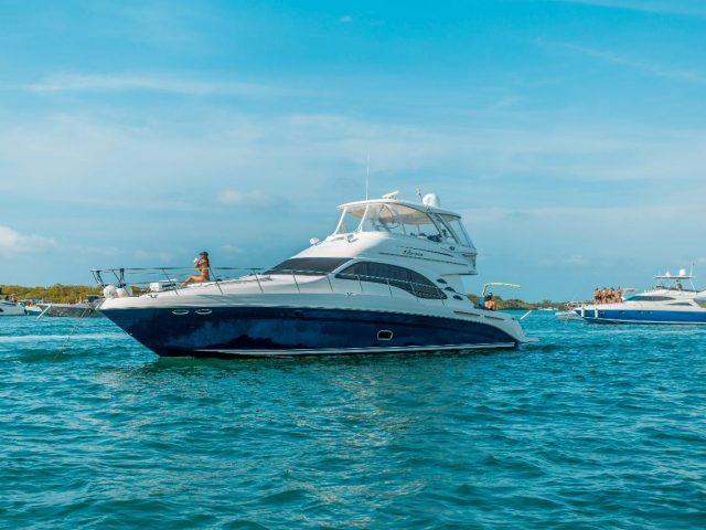 58ft Searay Cruiser