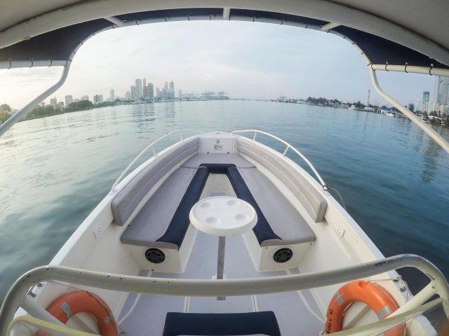 Speedboat 29