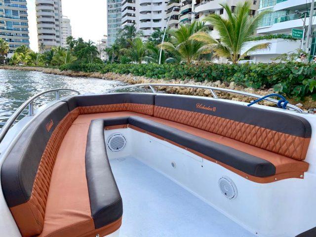 Speedboat 28ft