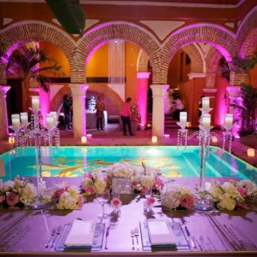 wedding planner in cartagena